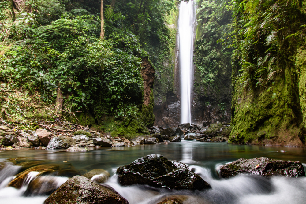 Casaroro Falls Private Tour with Lunch & Transfers from Dumaguete