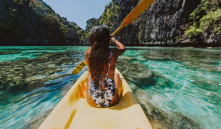 El Nido Island Hopping A Private Tour with Lunch & Transfers