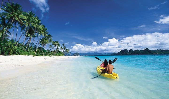 El Nido Island Hopping B Private Tour with Lunch & Transfers