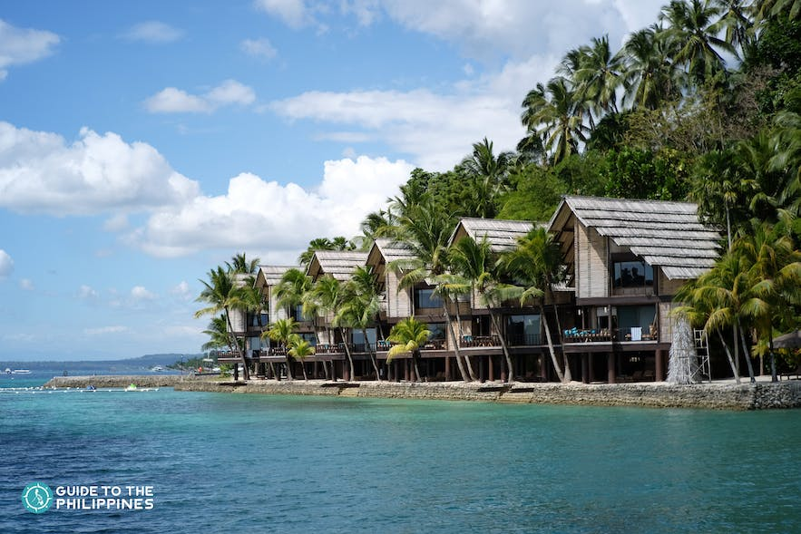 Pearl Farm Resort, a well known luxury resort in the Philippines