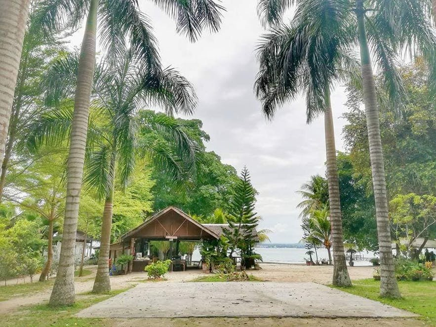 The Hotel Precious Garden of Samal in Samal Island