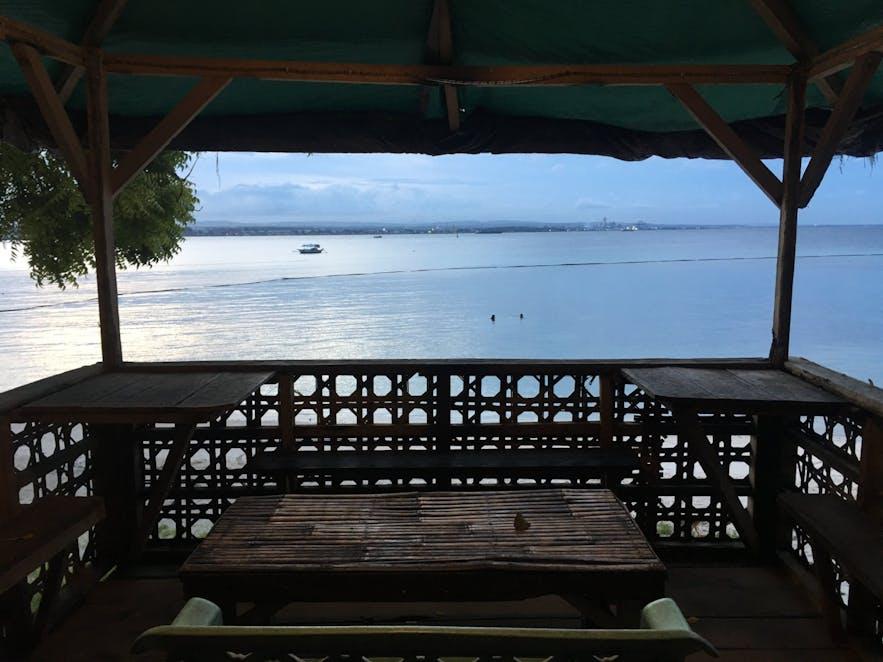 Ocean view in Kara Kubotel Beach Resort