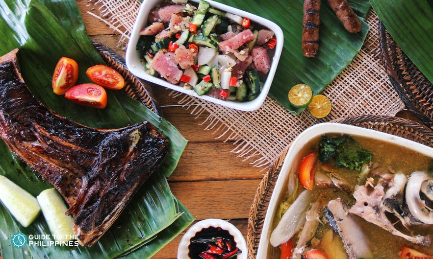 Sutokil dish in the Philippines