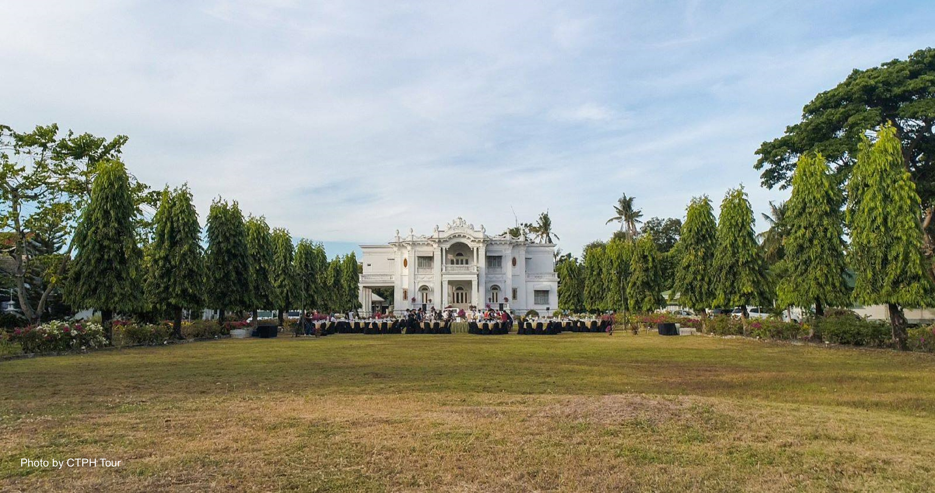 Iloilo City History & Sightseeing Half-Day Tour with Transfers