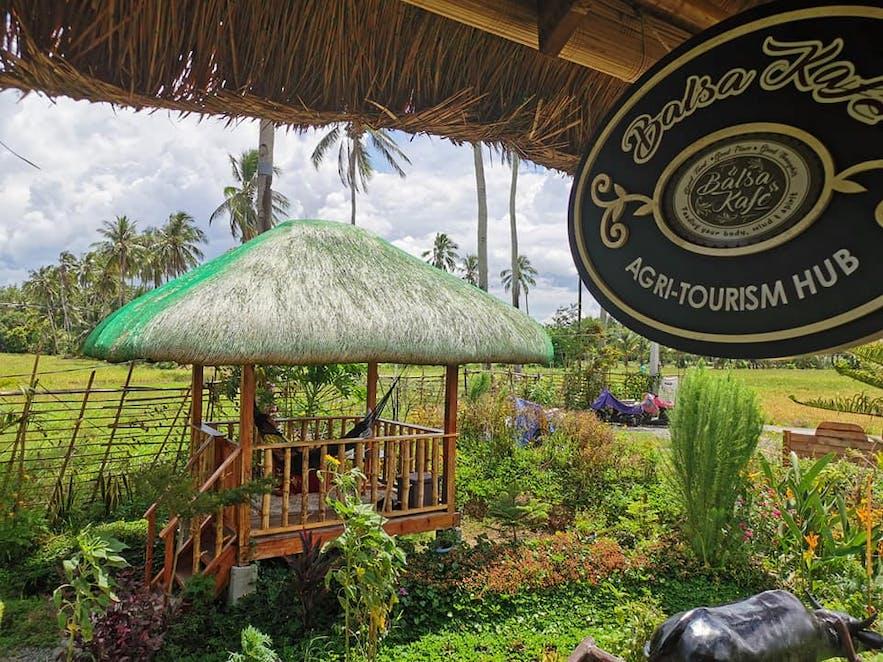Balsa Kafe in Leyte