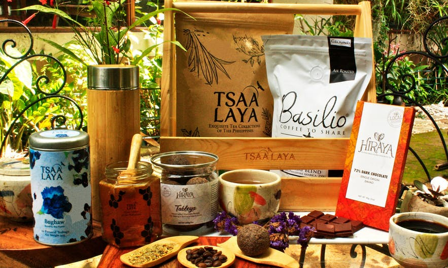 Products from Tsaa Laya