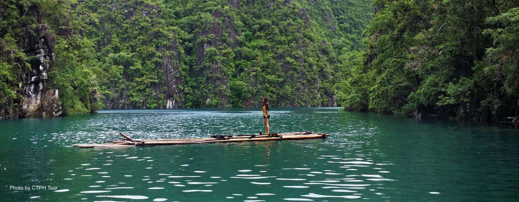 Palawan Coron Island Hopping Shared Tour A with Lunch & Cottage Rental