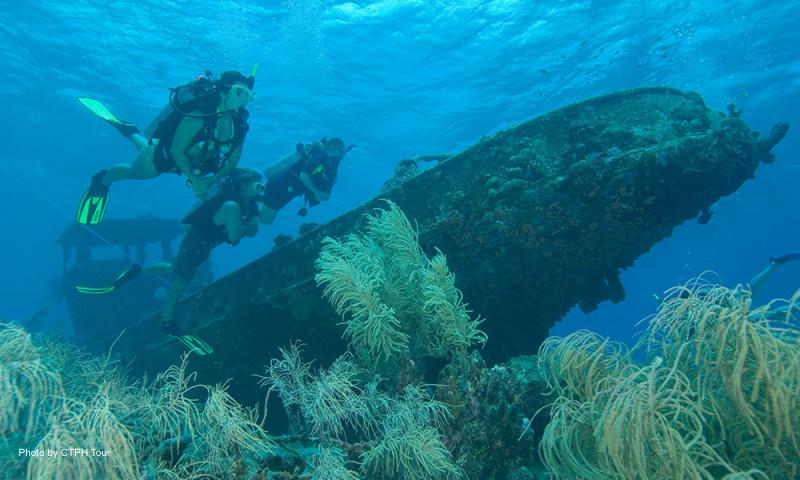 Palawan Coron Reefs & Wrecks Shared Tour with Lunch & Transfers