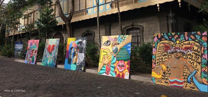 Bacolod Contemporary Art Half Day Tour with Snacks & Transfers