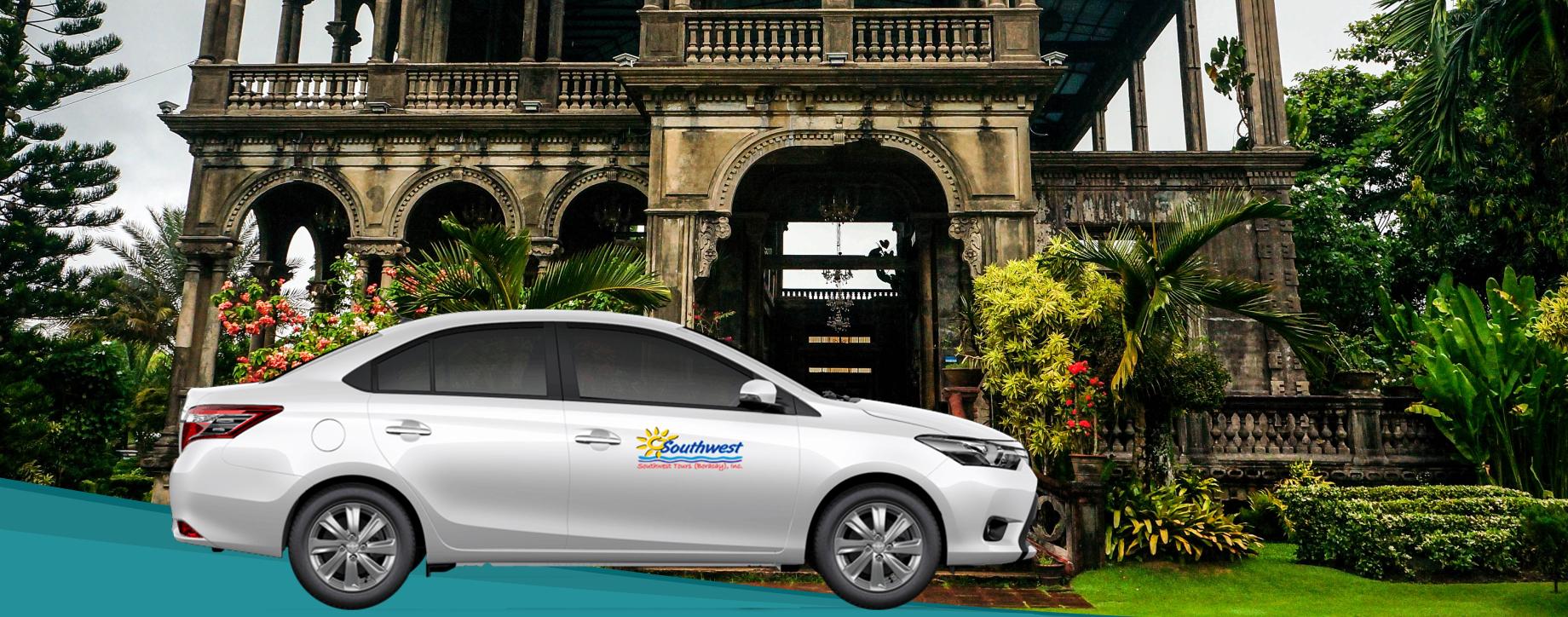 Bacolod City to Bago/Victorias/Valladolid Private Car Transfer