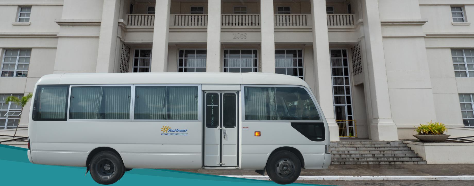Bacolod City to La Carlota/Manapla Private Minibus Transfer