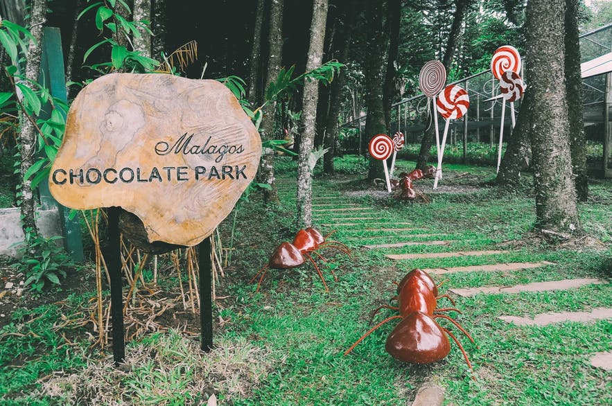 Malagos Garden Resort in Davao
