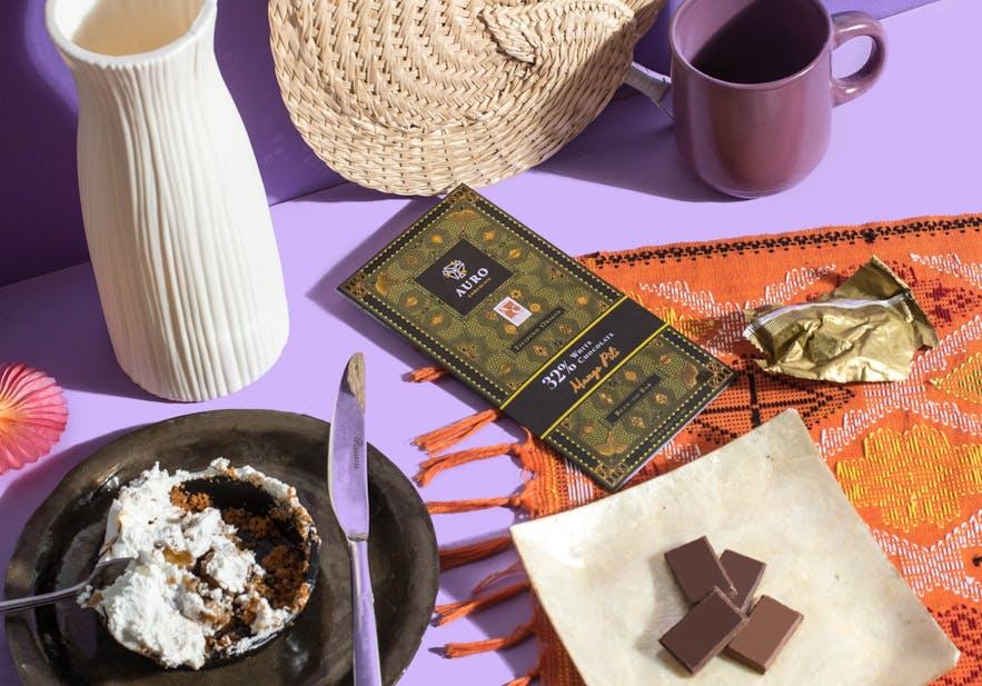 Chocolates from Auro
