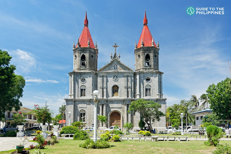 Church in Iloilo City