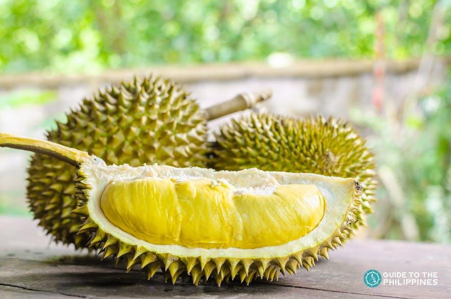 Durian Fruit from Davao
