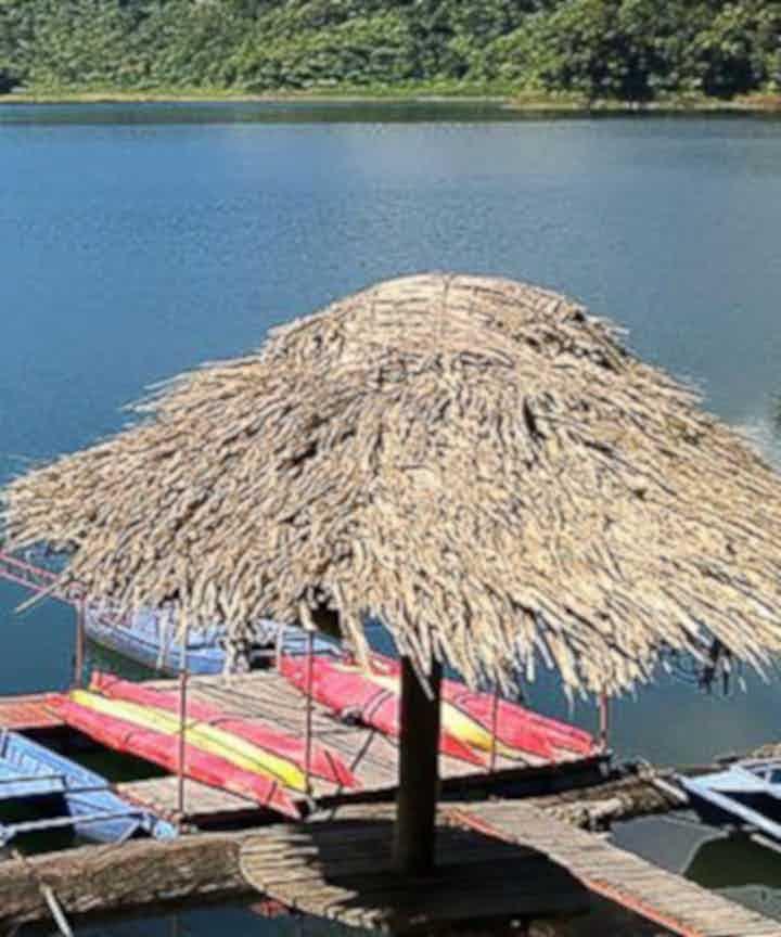 Balinsasayao Twin Lakes Natural Park Tours