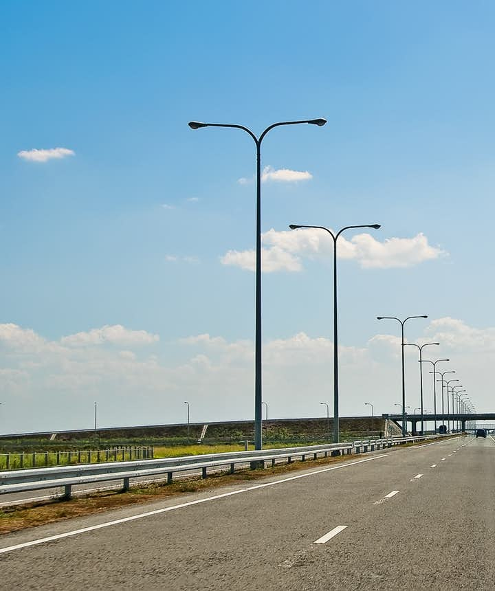 Toll going to Northern Luzon