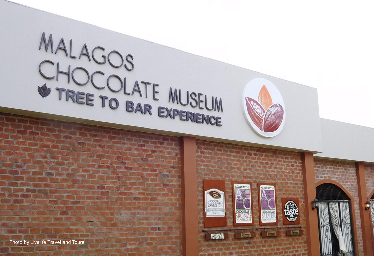 Malagos Chocolate Museum in Davao