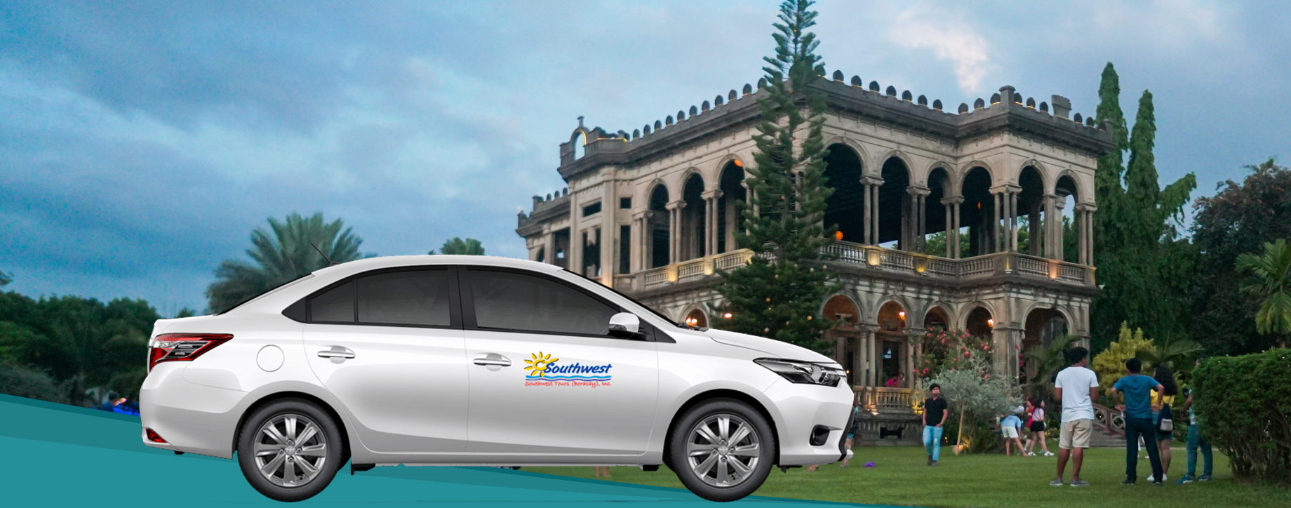 Car transfer from Bacolod City to Candoni,Bindoy or Ayongo