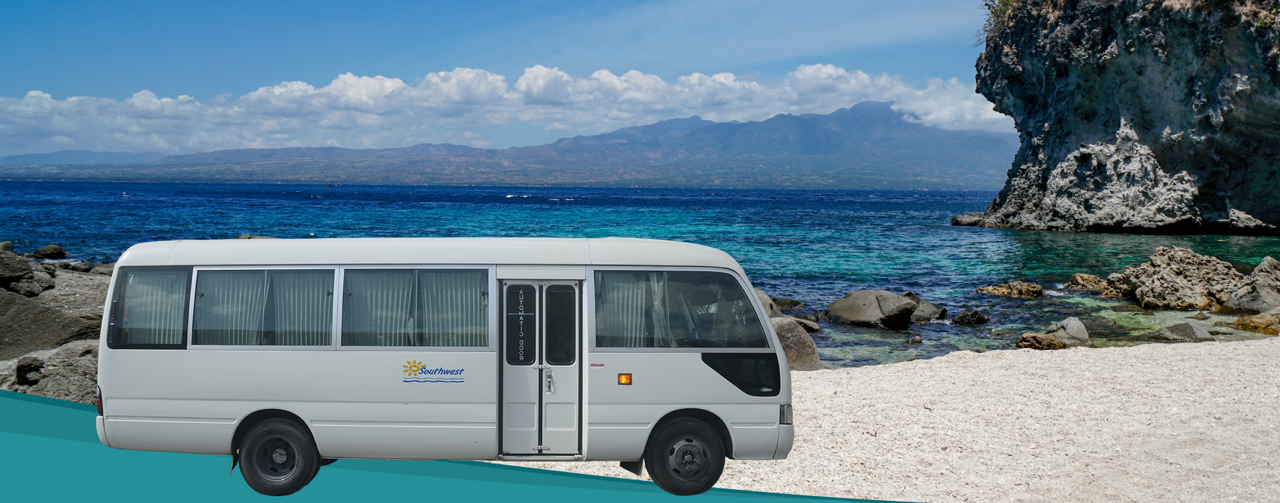 Minibus transfer from Bacolod City to any place in Linaon, La Libertad or Jimalalud