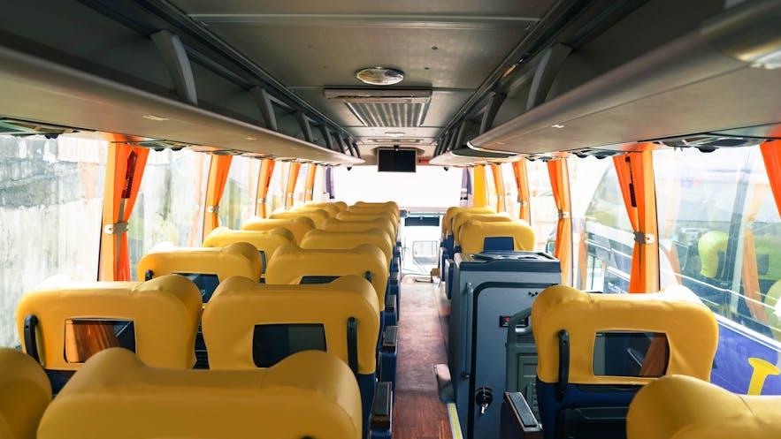 Inside a P2P Bus