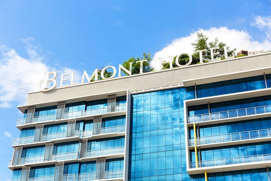 Belmont Hotel in Pasay