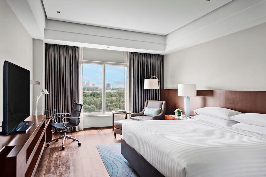 Room in Manila Marriott Hotel