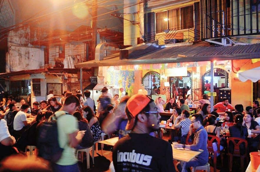 El Chupacabra in Poblacion Makati