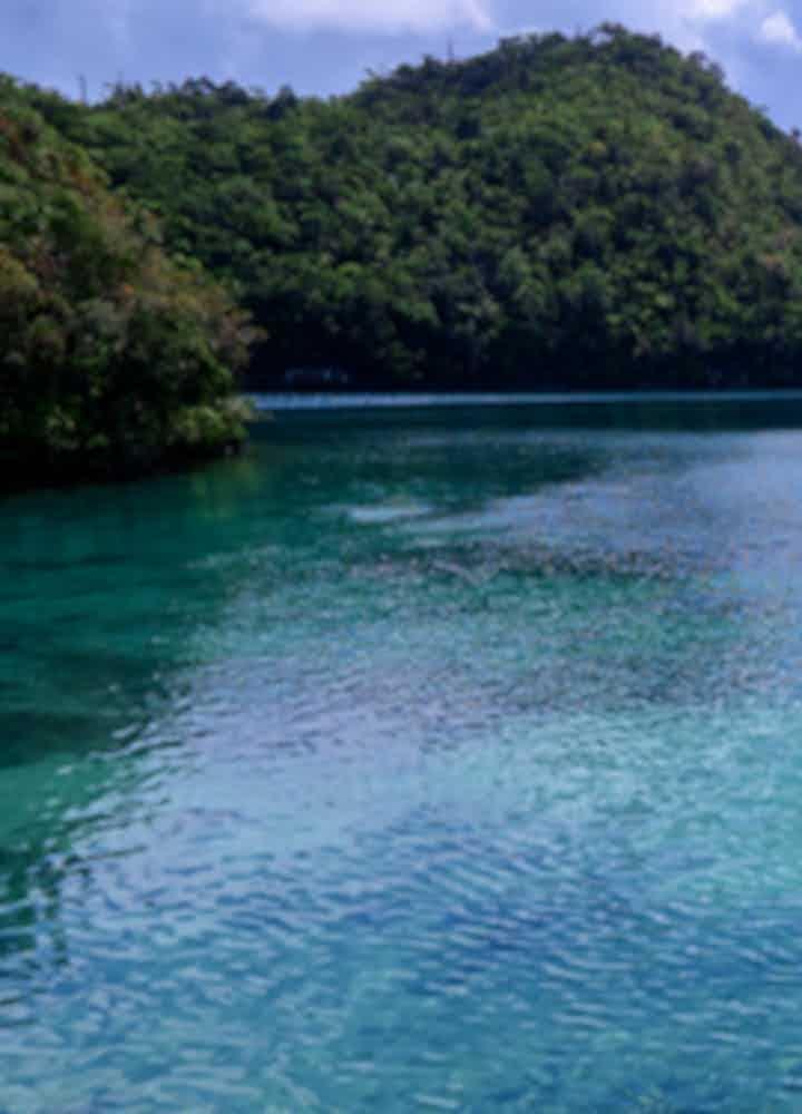Sugba Lagoon Tours