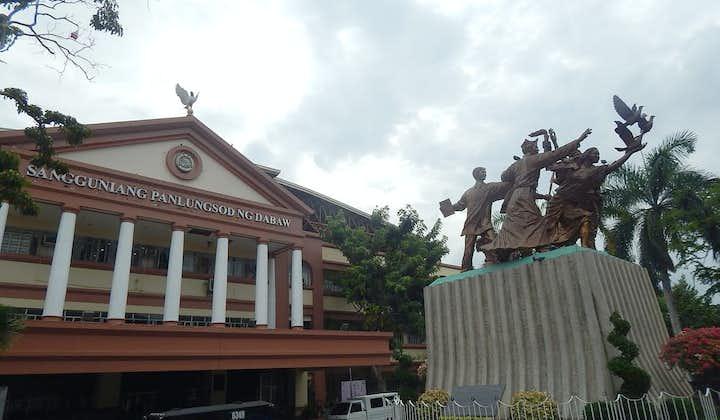 Visit Sangguniang Panlungsod ng Dabaw building in Davao City
