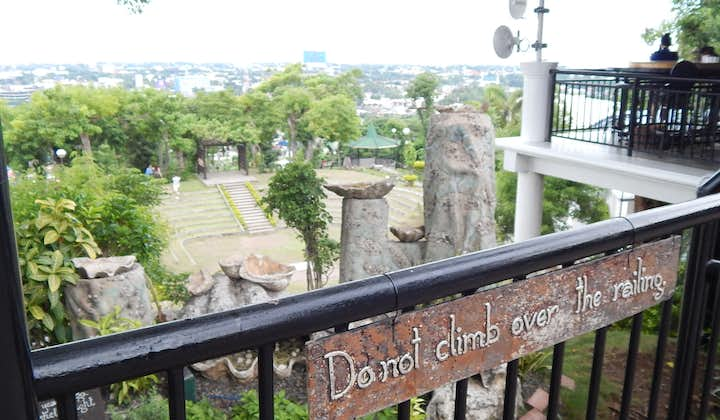 The view from Jack's Ridge in Davao City