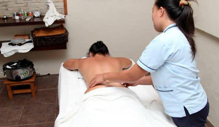 Swedish Massage in Luna Spa Boracay