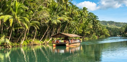 Loboc River Cruise Tours
