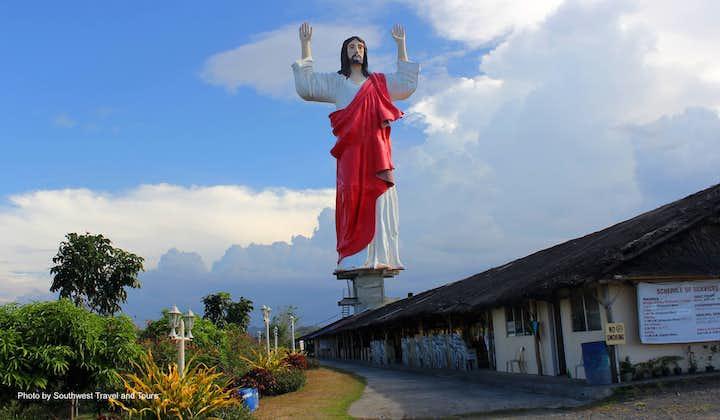 Statue of Sacred Heart of Jesus in Capiz