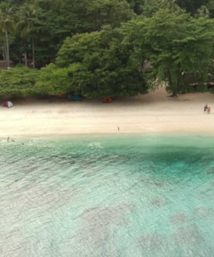 Davao Island Hopping Tours