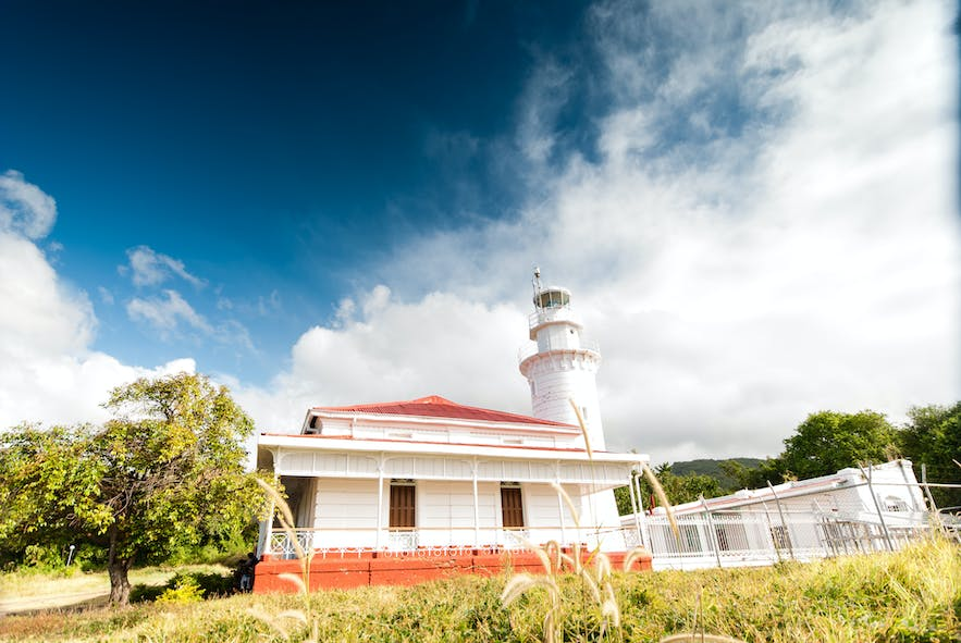 Beautiful Malabrigo Lighthouse in Batangas