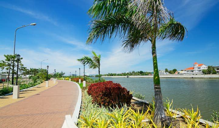 Fresh scenery at Iloilo River Esplanade