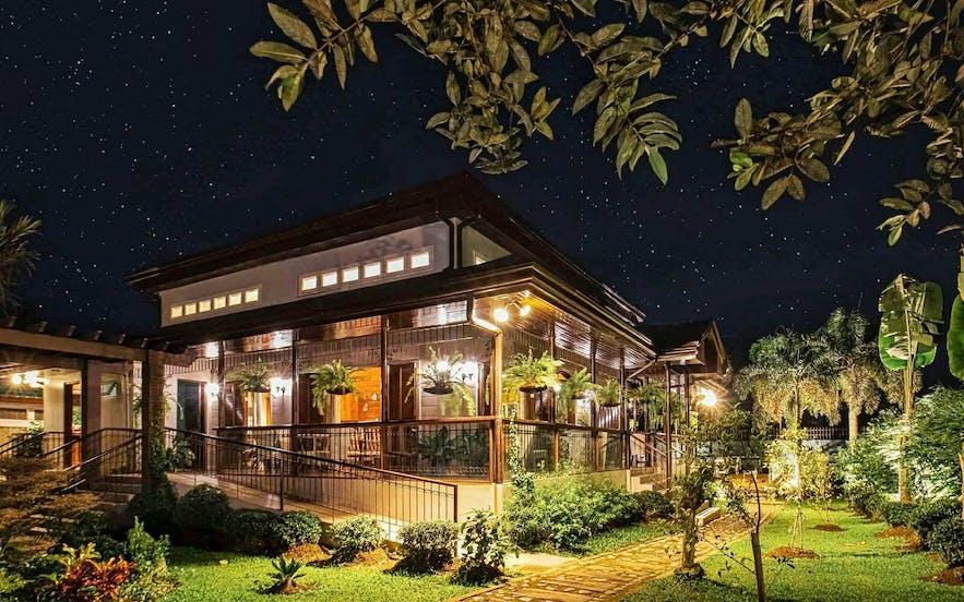 Beautiful villas in Hotel Kimberly