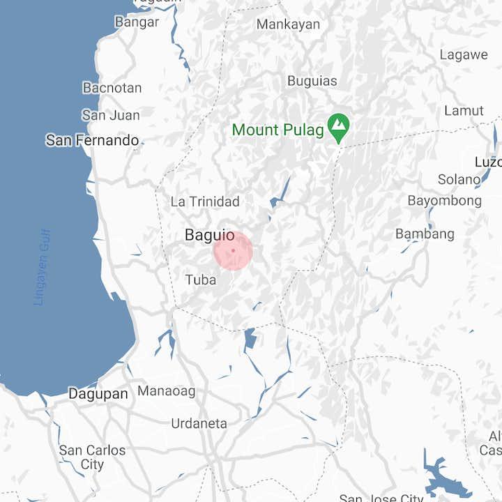 Balatoc Mine Tour
