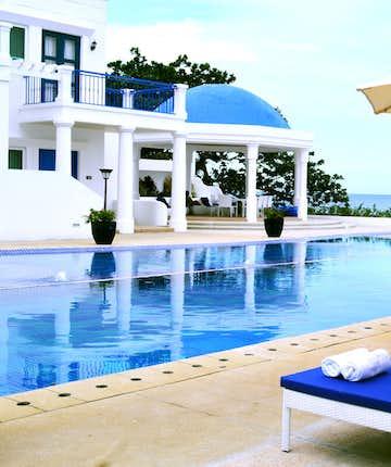 Pool view in Camp Netanya in Batangas
