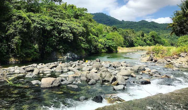 Bulu River in Adams Ilocos Norte