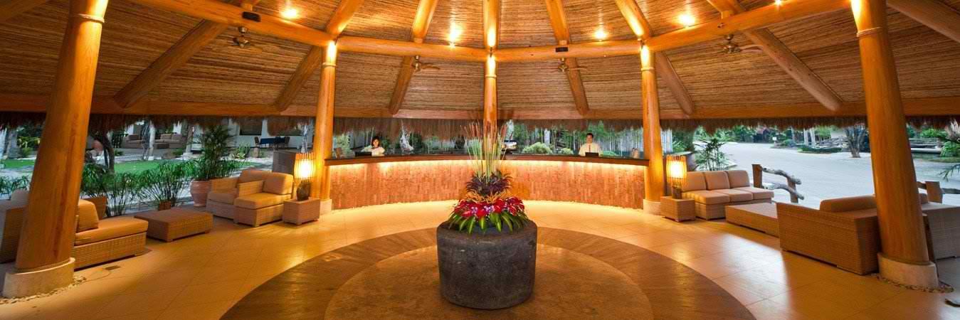 Bluewater Maribago Resort Reception