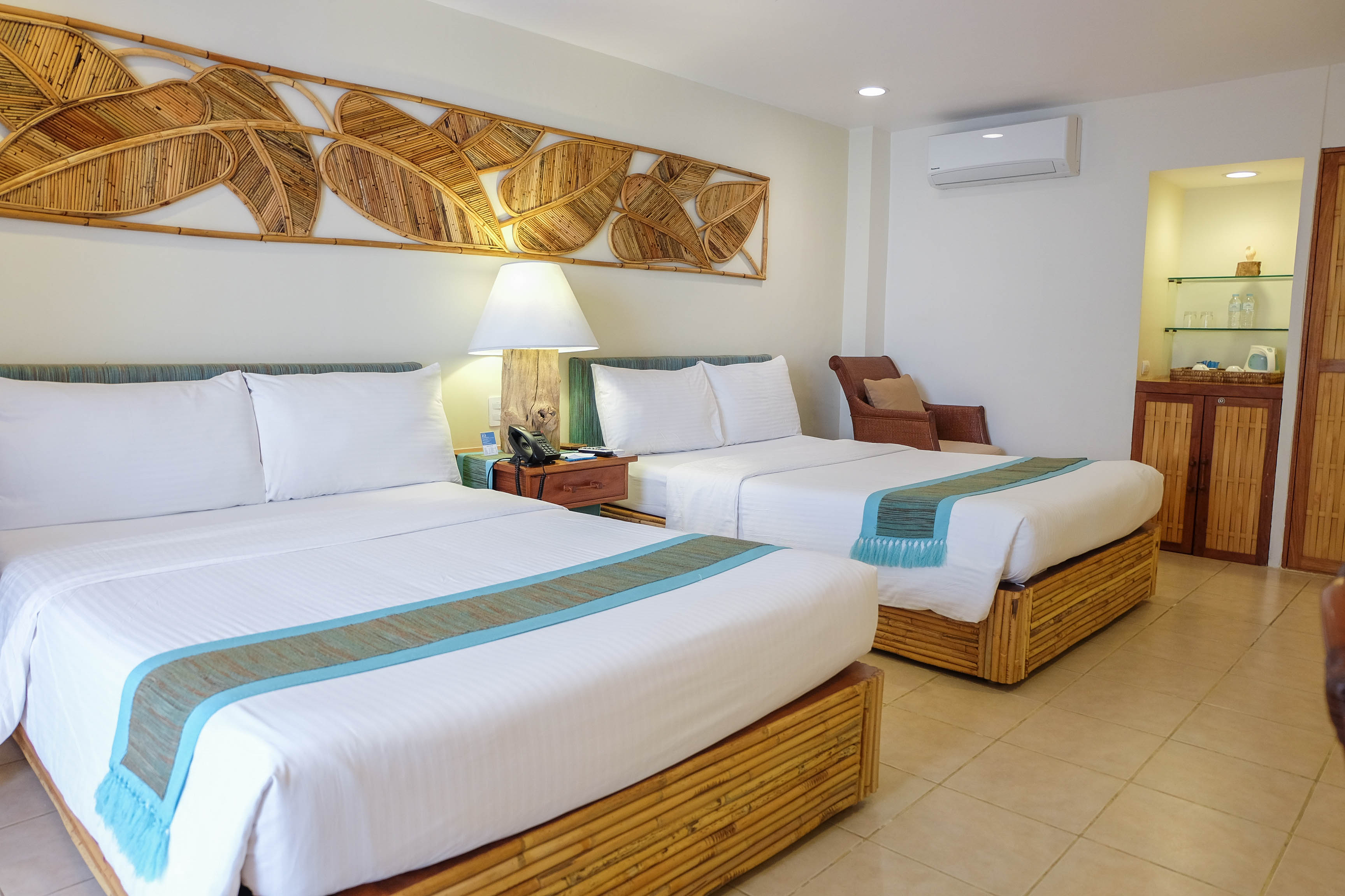 3D2N Cebu Package with Airfare | Bluewater Maribago Resort from Manila - day 1