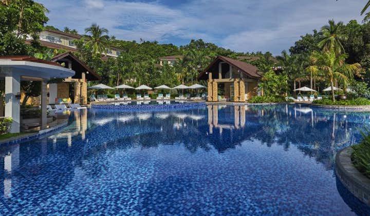 Movenpick Resort famous pools