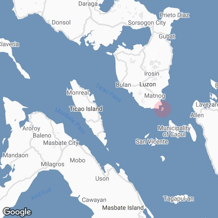 Calintaan Island