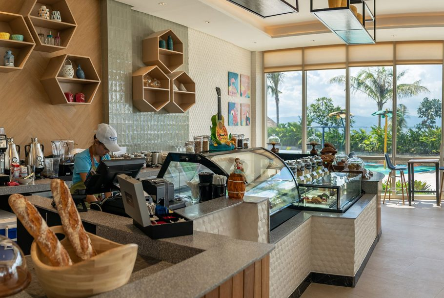 Wide selection of food from The Deli in Dusit Mactan Resort