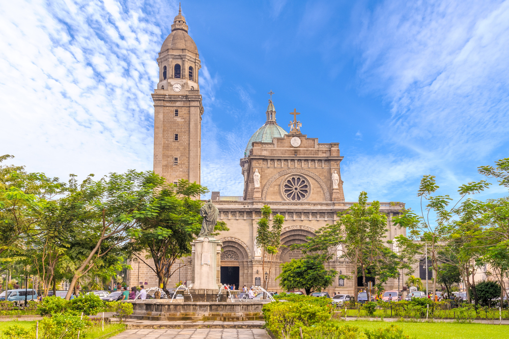 San Agustin Church is a UNESCO World Heritage Site which can be found inside Intramuros in Manila