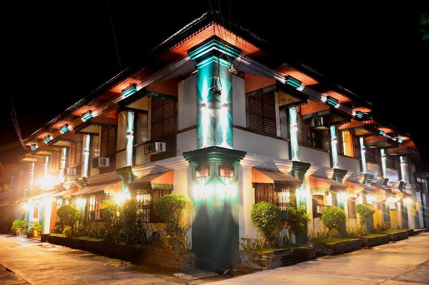 Grandpa's Inn and Restaurant Vigan