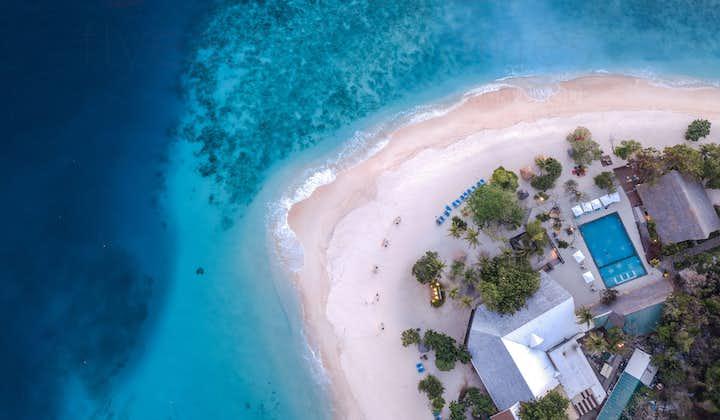 Aerial view of Club Paradise Resort