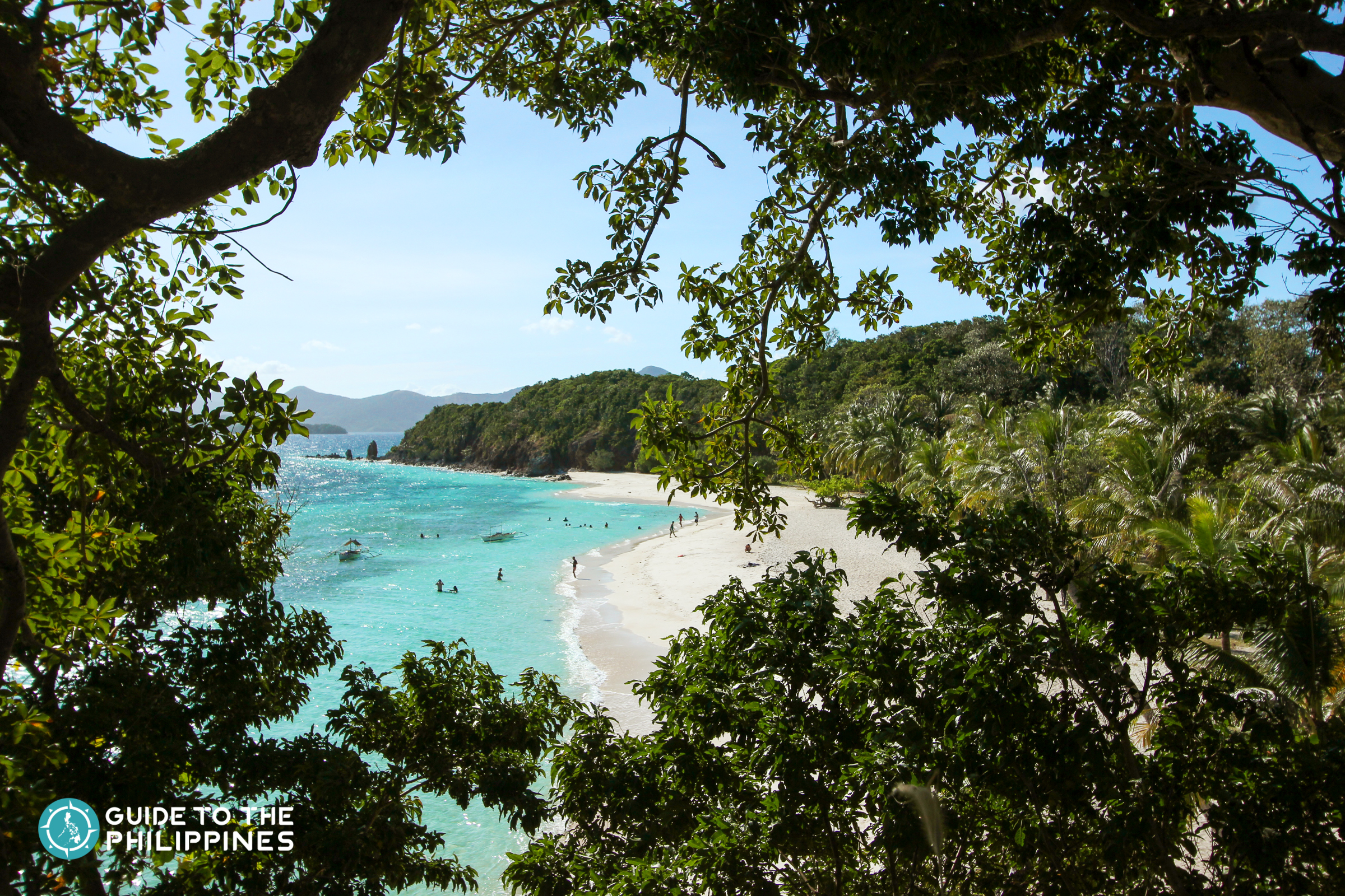 Malcapuya Island accessible from Club Paradise Resort